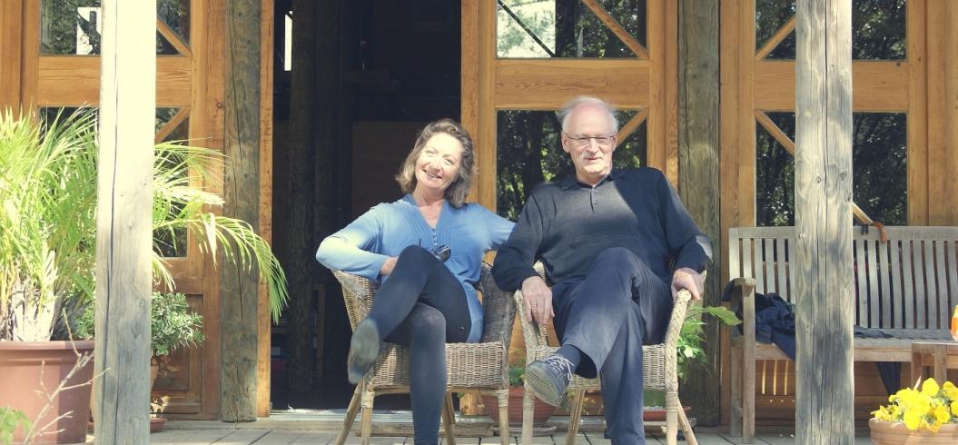 Mme&Mr Schelling - 10 Avril 2014 - Distributeurs de Vins Fins, Lac de Constance, Bregenz, Autriche