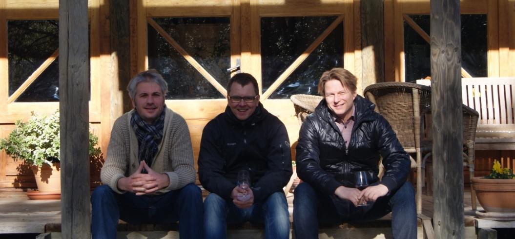 Rolf&Daniel - 28 Janvier 2014 - Importateurs Vins Norvège (Vinarius)