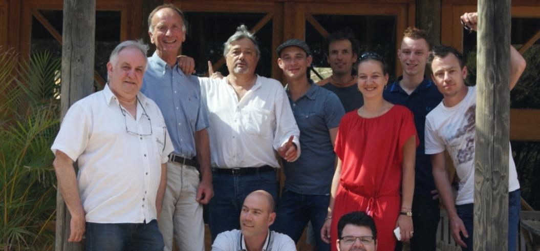 Stéphane Bergerot - 8 Juillet 2013 - Les Grands Vins du Languedoc - Distributeur de Vins - Toulouse