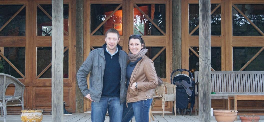 Visite Sebastien Lixon - 3 Janvier 2013 - Importateur - Belgique - http://www.tgvins.com/